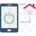 Automation Control Mobile Icon