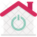 Automation House Innovation Icon