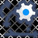 Automation Automation Setting Management Icon