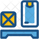 Automation Logistic Package Icon