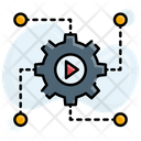 Automation Dashboard Settings Icon