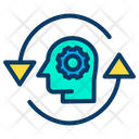 Artificial Intelligence Auto Recovery Icon
