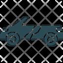 Automobile Car Ferrari Icon