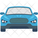 Automobile Car Hatchback Icon