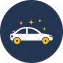 Automobile Car Cleaning Icon