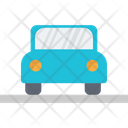 Automobile Car Parking Car Porch Icon