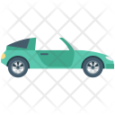 Automobile Car Open Icon
