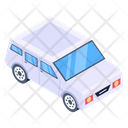 Automobile Motorcar Car Icon