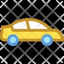 Automobile Car Luxury Icon