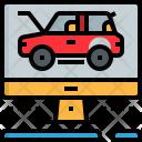 Automobile site Icon