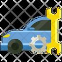 Automotive Hobby Auto Icon