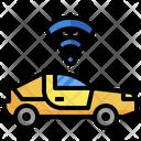 Autonomous Car Driverless Car Autonomous Icon