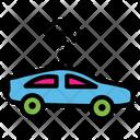 Autonomous Car Autonomous Car Icon