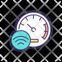 Autonomous Speed Control Icon