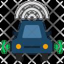 Autonomous Vehicles Icon