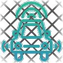 Autonomous Vehicles Car Selfdriving Icon