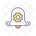 Autonomous Warning And Notification Systems Icon