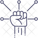 Autonomy Sovereignty Self Determination Icon