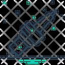 Bolt Vehicle Automotive Icon