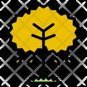 Autumn Fall Nature Icon
