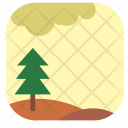 Autumn Fall Forest Icon