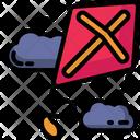 Kite Hobbies And Free Time Kites Icon