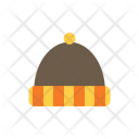 Autumn Flat Hat Icon