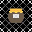 Autumn Flat Honey Icon