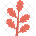 Red Foliage Generic Icon