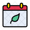 Autumn Season Fall Icon