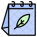 Autumn Tree Leaf Icon