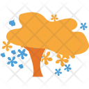 Generic Tree Autumn Icon