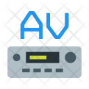 Av receiver Icon