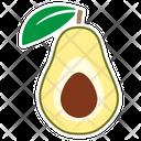 Avacado Icon