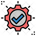 Available Check Pass Icon