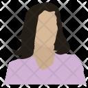 Avatar Female Human Icon