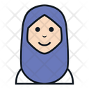 People Character Avatar Smile Icon