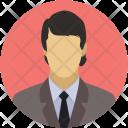 Avatar Accountant Entrepreneur Icon