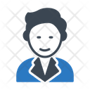 Avatar Employee Male Icon