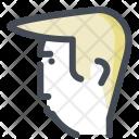 Avatar Trump Man Icon