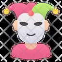 Avatar Mask Buffoon Icon