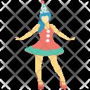 Avatar Cheerleader Circus Icon