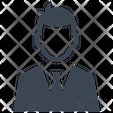 Avatar User Account Icon