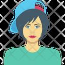 Avatar Girl People Icon