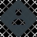 Avatar Man User Icon