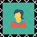 Avatar Lady Women Icon