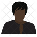 Avatar Business Lady Icon