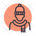 Avatar Winter Scarf Icon