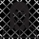 User Lady Female Icon