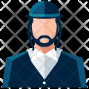 Jew Avatar Man Icon
